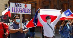 MP chileno abre investigação sobre protesto contra venezuelanos